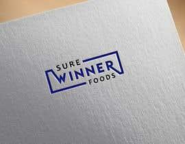 nº 202 pour Sure Winner Logo par nasrinkausar