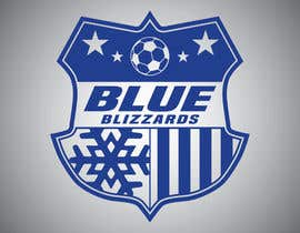 #82 for Sports Team Logo - Blue Blizzards by alessiogreco