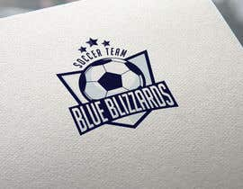 #23 for Sports Team Logo - Blue Blizzards by alessio1690