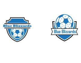 #178 for Sports Team Logo - Blue Blizzards by Dreamzcommu