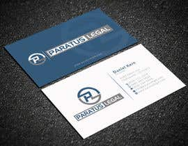 nº 119 pour Design a Business Card par rashedul070