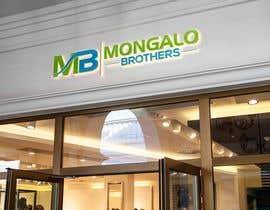 Nro 161 kilpailuun Mongalo Brothers Holding Company Logo käyttäjältä goutomchandra115