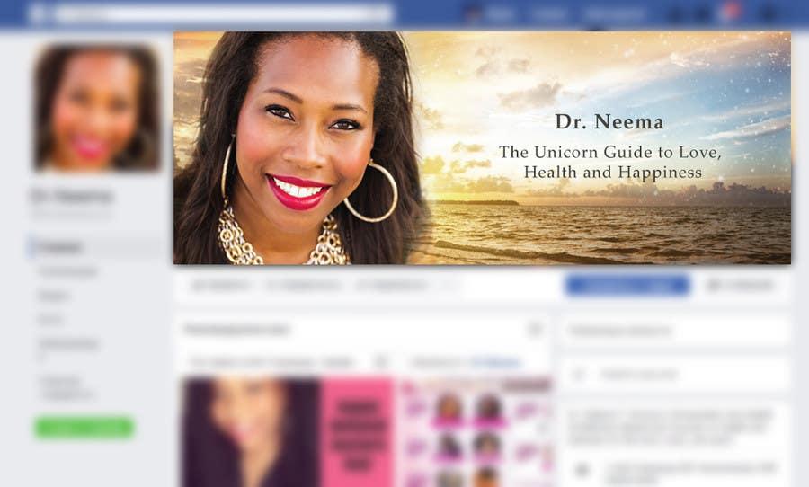 Proposition n°44 du concours Dr. Neema Facebook Cover