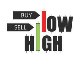 "#18 for Graphic design ""buy low"" ""sell High"" by Liegele"