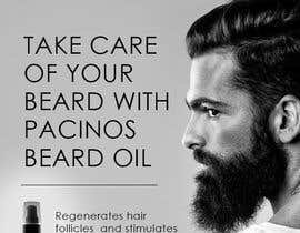 nº 48 pour Banner for beard product par CLKB