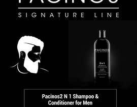 #14 for Banner design for a men's hair product by owlionz786