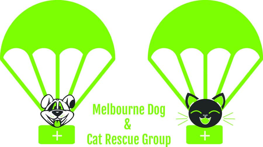 Proposition n°3 du concours Create a logo for Melbourne Dog and Cat Rescue Group