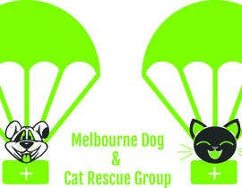 nº 3 pour Create a logo for Melbourne Dog and Cat Rescue Group par KProDesigns