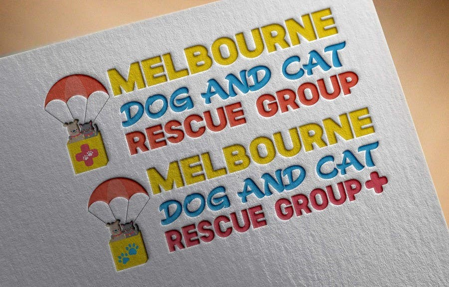 Proposition n°13 du concours Create a logo for Melbourne Dog and Cat Rescue Group