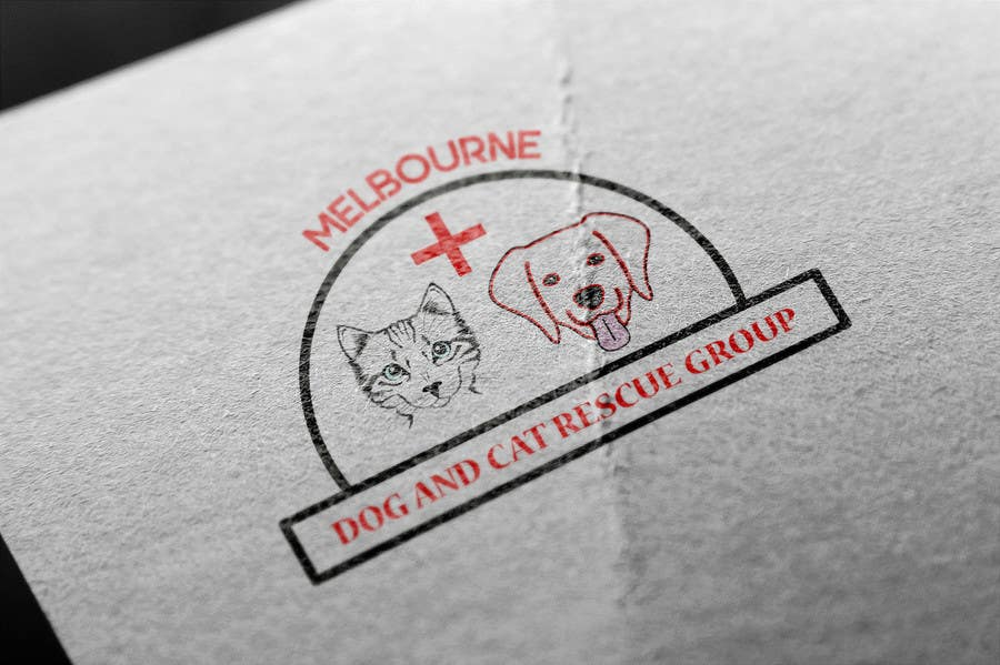 Proposition n°16 du concours Create a logo for Melbourne Dog and Cat Rescue Group