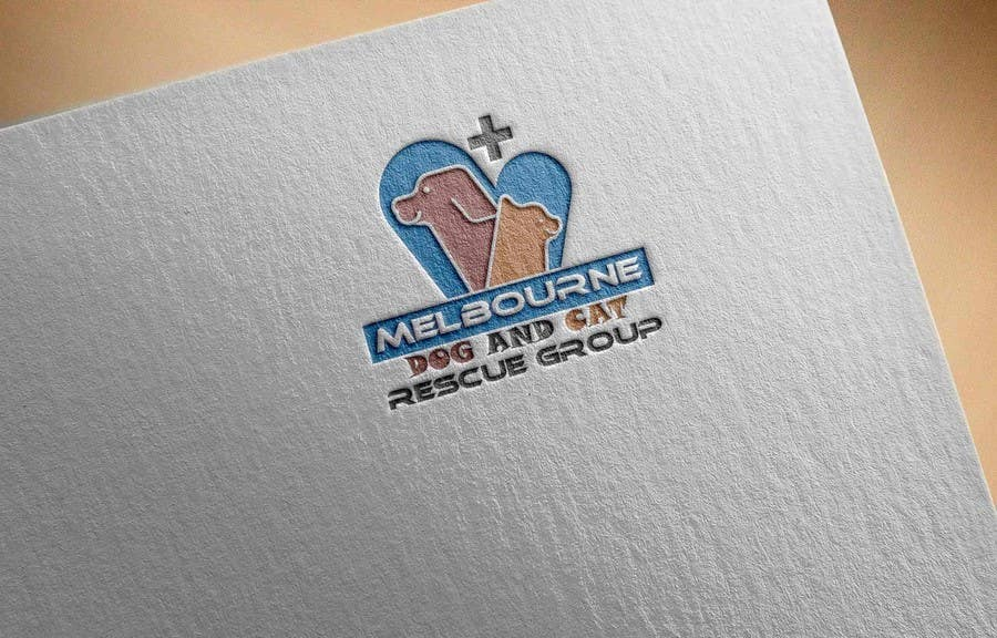 Proposition n°7 du concours Create a logo for Melbourne Dog and Cat Rescue Group