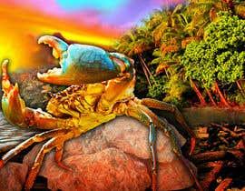 Nro 76 kilpailuun Australian Mud Crab käyttäjältä zonicdesign