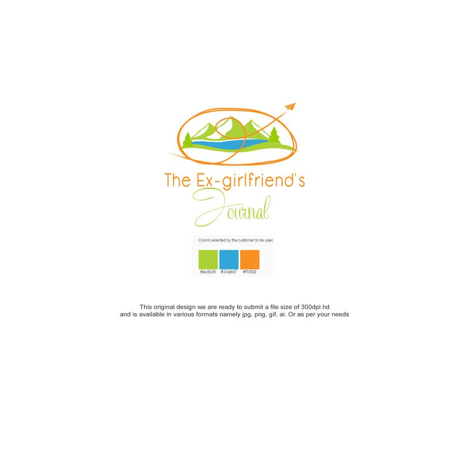Proposition n°84 du concours Logo Design for Travel Blog