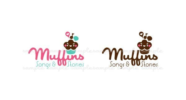 Contest Entry #10 for Logo Design for Muffin Songs & Stories