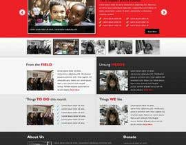 #77 для HTML Email for Save the Children Australia от Simplesphere