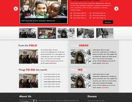 #78 pёr HTML Email for Save the Children Australia nga Simplesphere