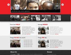 #80 para HTML Email for Save the Children Australia de Simplesphere