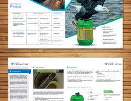 #25 for Design a Brochure Layout A3 by dinesh0805