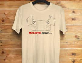 #68 for T-Shirt Design: Supercar Humor McLaren vs Lamborghini: Creative!! by Sakib659