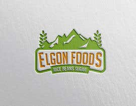nº 35 pour Food Packaging Logo (Uganda Mountain) par EdesignMK