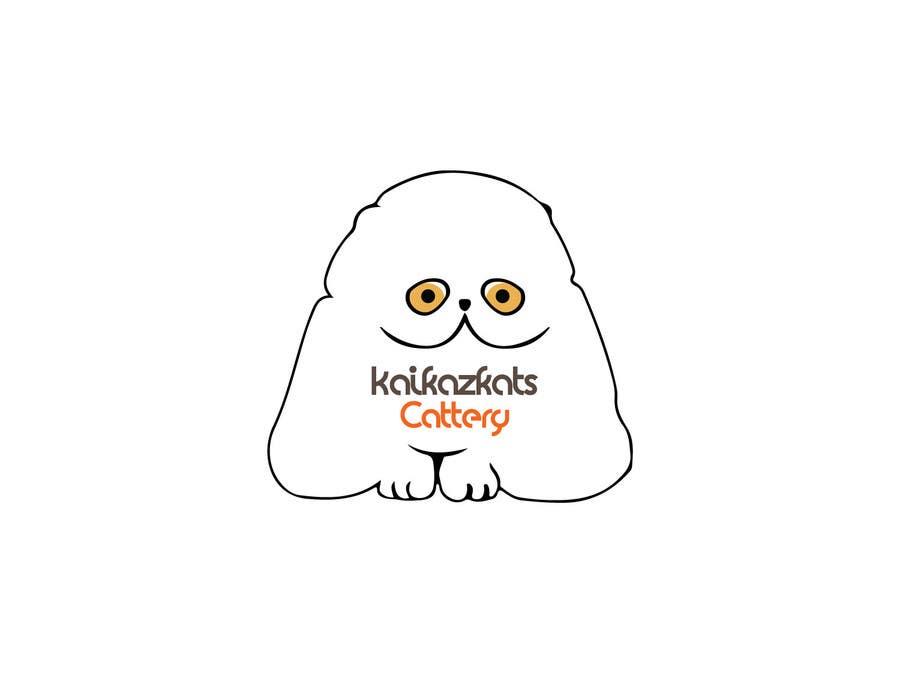 Kilpailutyö #                                        31                                      kilpailussa                                         Design a Logo for a cattery