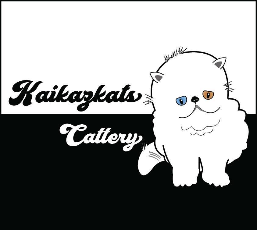 Kilpailutyö #                                        32                                      kilpailussa                                         Design a Logo for a cattery