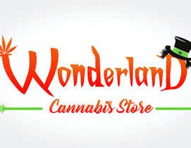 #20 for Design a Logo for Cannabis store Wondarland by Javierrosari