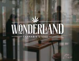 #13 for Design a Logo for Cannabis store Wondarland by Slkline