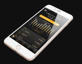 nº 39 pour 7.500 EUR - Design 100 App Mockups for Banking APP (50 Iphone and 50 Android) par MbkGfx