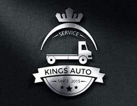 nº 70 pour Kings Auto Logo Design par ouzmetu