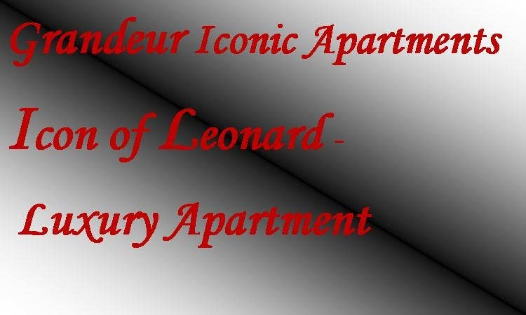 Entry #113 by usainbolt12 for Name for new Luxury Rental Building In