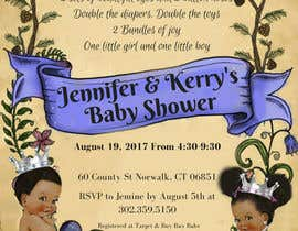 #4 for Jennifer's Baby shower by shermaneee
