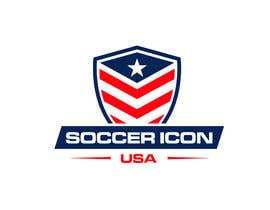 #429 for Design a Logo - Soccer Icon USA by zuhaibamarkhand