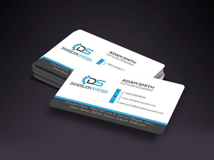 Entry #190 by yeadul for Design a Business Name Card   Freelancer