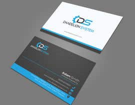 nº 213 pour Design a Business Name Card par zerOnepro