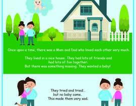 nº 3 pour Illustrate a children's book par geromojanky