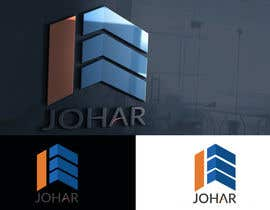 Nro 12 kilpailuun Johar Logo Design käyttäjältä mdahmed2549