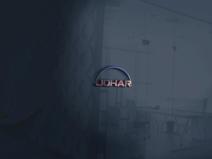 Proposition n°25 du concours Johar Logo Design