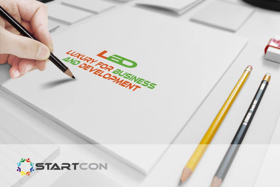 Proposition n°517 du concours Logo for ( Luxury for Business and Development  )