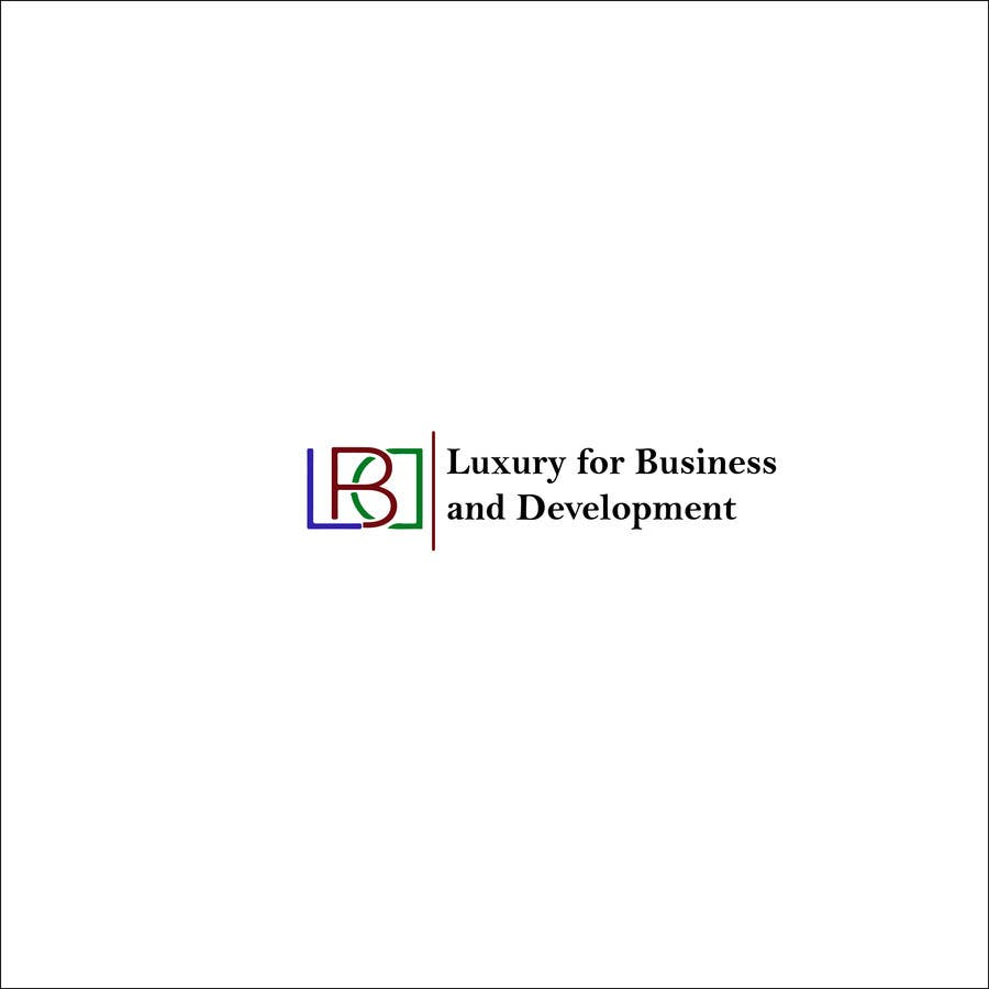Proposition n°430 du concours Logo for ( Luxury for Business and Development  )