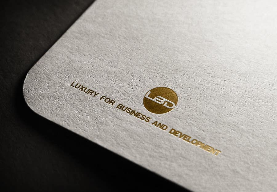 Proposition n°205 du concours Logo for ( Luxury for Business and Development  )