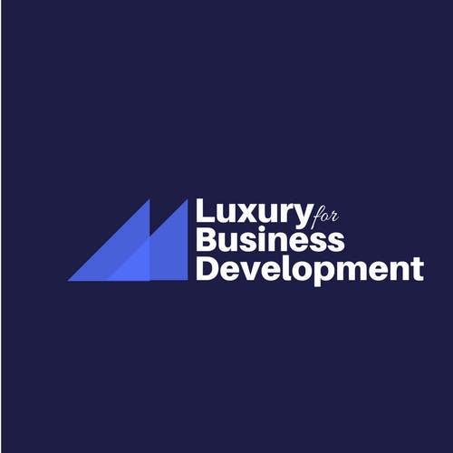 Proposition n°519 du concours Logo for ( Luxury for Business and Development  )