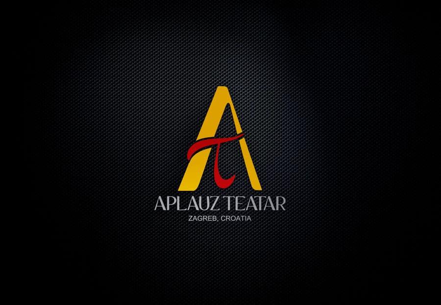 Proposition n°142 du concours Design a Logo for Aplauz Teatar (Applaus Theater)