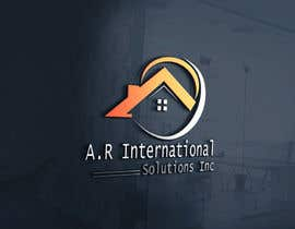 #8 for Logo Design for A.R International Solutions by miliasazad