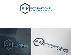 nº 15 pour Logo Design for A.R International Solutions par khuramsmd