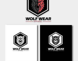#49 for Design a Wolf logo! by crunkrooster