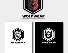 Nro 49 kilpailuun Design a Wolf logo! käyttäjältä crunkrooster