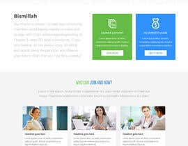 #4 for NonProfit Credit Union Website by Poornah