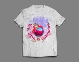 nº 53 pour Design a T-Shirt for ladies par ohVel