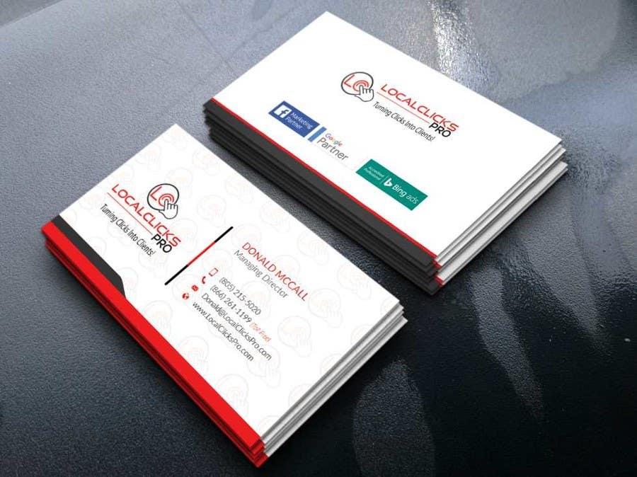 Entry 7 by baimran for business cards creation freelancer business card colourmoves Choice Image